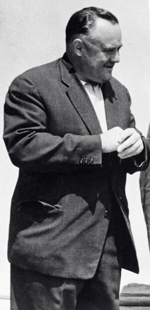 Sergej Pavlovič Korolëv, un ingegnere e progettista di razzi sovietici - Sputnik Italia