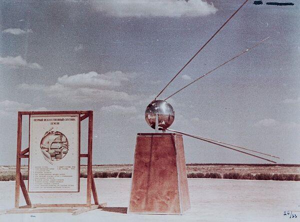 È un modello del satellite. - Sputnik Italia