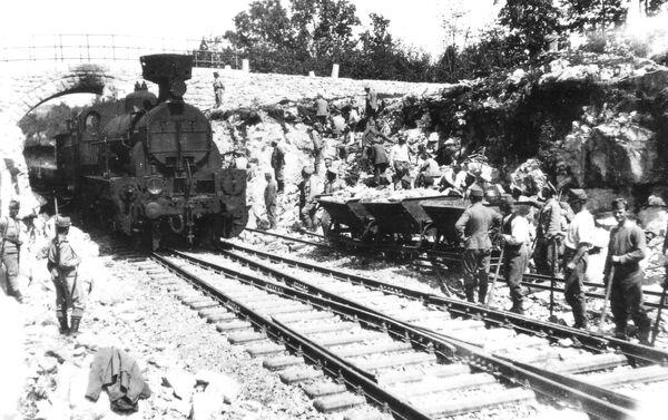 I prigionieri russi a Trieste - Sputnik Italia