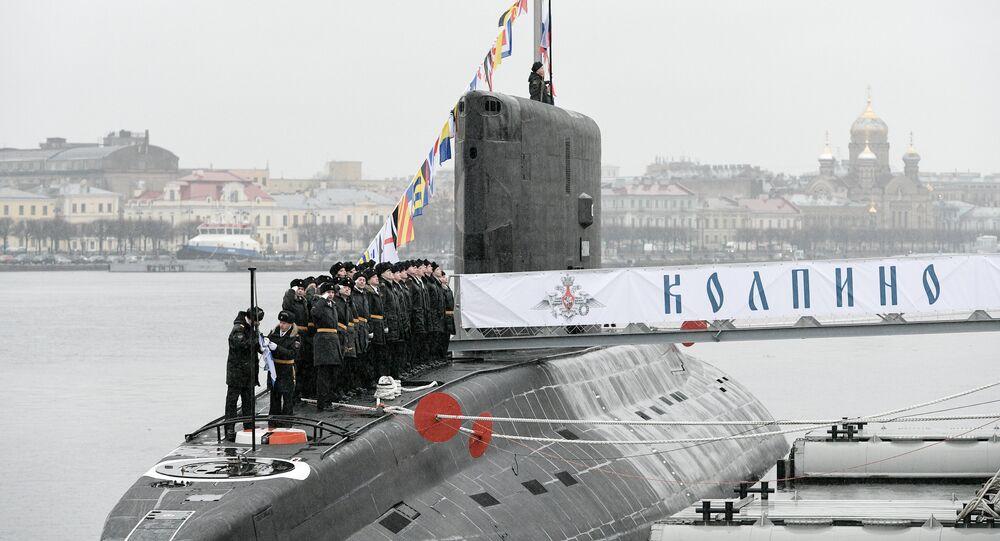 Sottomarino Kolpino