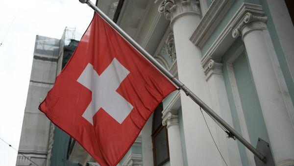La bandiera svizzera - Sputnik Italia