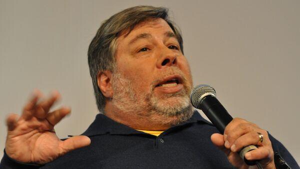 Steve Wozniak - Sputnik Italia