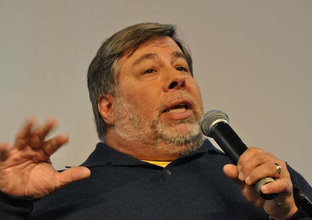 Apple Co-Founder Steve Wozniak Feels the Bern, Endorses Sanders