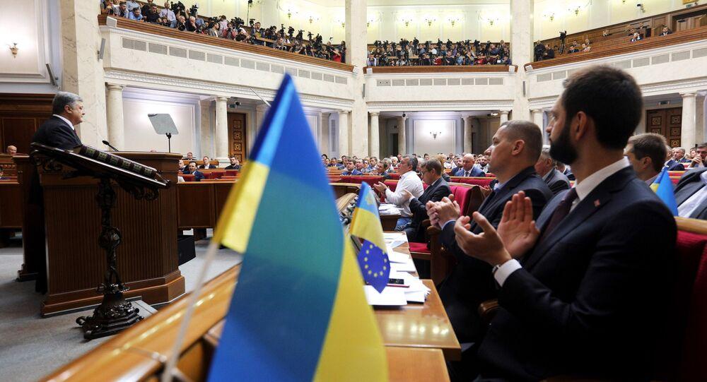 Ucraina e UE, le bandiere