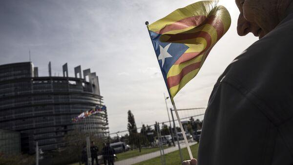 La bandiera catalana - Sputnik Italia