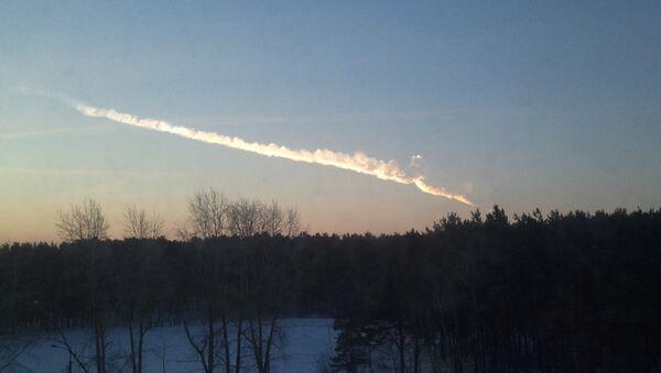 Meteorite a Chelyabinsk - Sputnik Italia