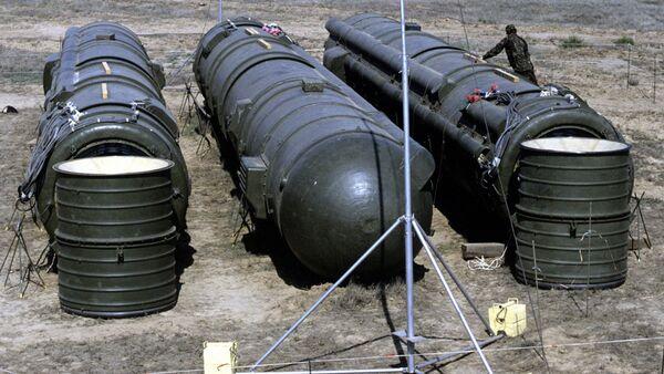 Smaltimento armi nucleari - Sputnik Italia