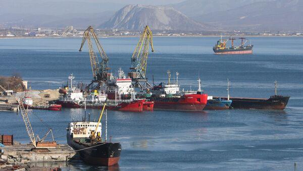 Porto russo - Sputnik Italia