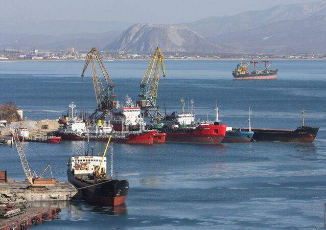 Porto russo