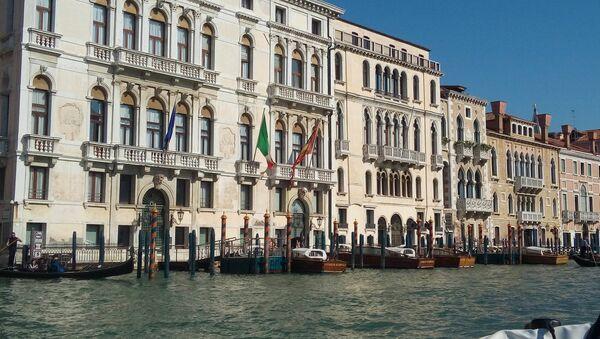 Palazzo Ferro Fini - Sputnik Italia