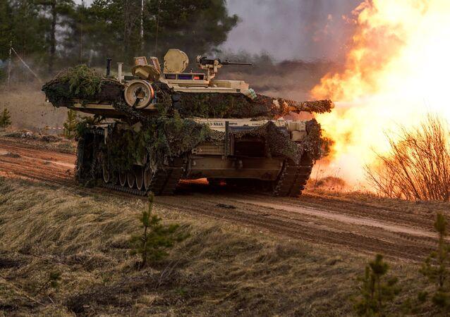 Carro armato M1 Abrams