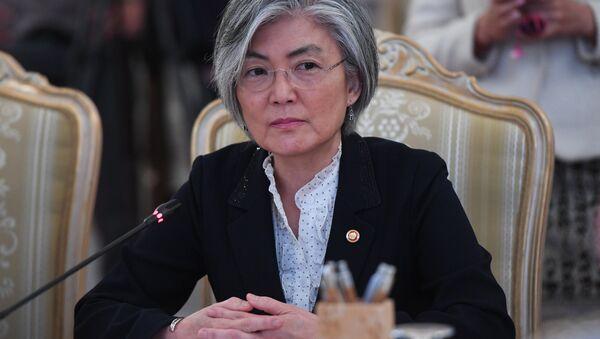 Kang Kyung-wha - Sputnik Italia