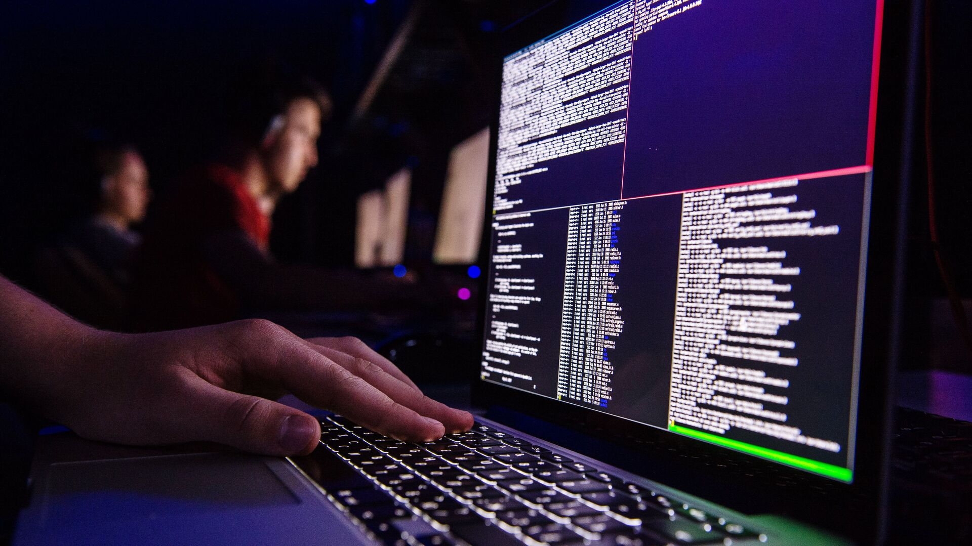 Ransomware attacks global IT systems - Sputnik Italia, 1920, 16.07.2021