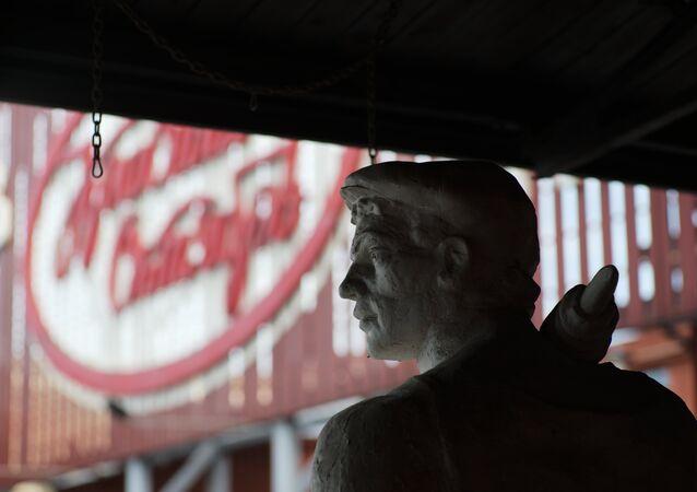 La celebre fabbrica di cioccolato Ottobre Rosso