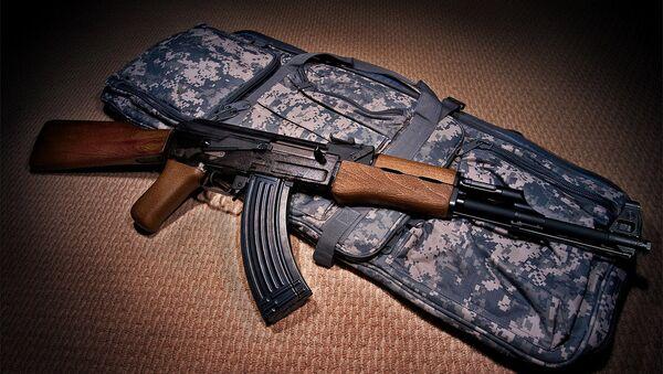 AK-47 Assault Rifle - Sputnik Italia