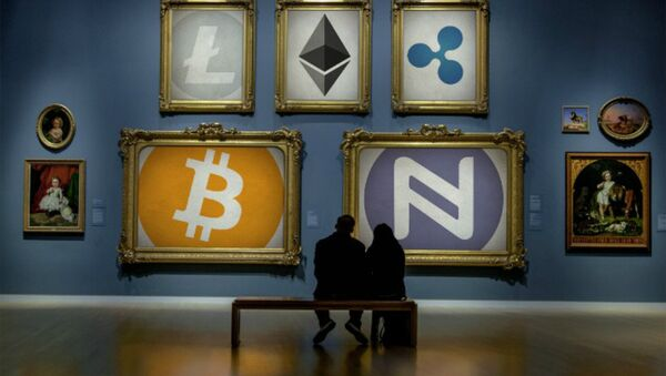 Cryptocurrency Art Gallery - Sputnik Italia