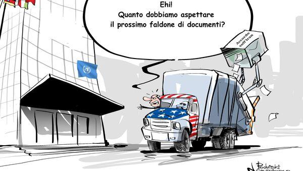 Usa non rispettano l'accordo sul nucleare iraniano - Sputnik Italia