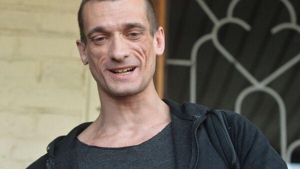 Artista Petr Pavlensky - Sputnik Italia