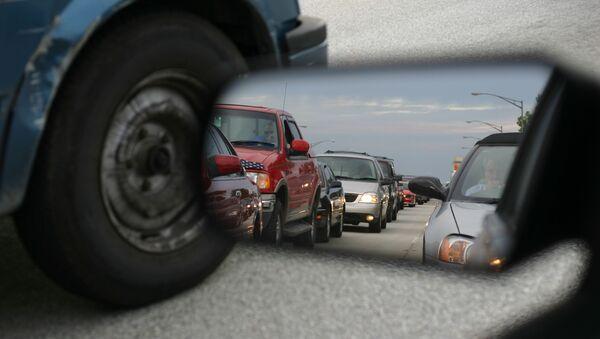 Автомобильное боковое зеркало заднего вида - Sputnik Italia