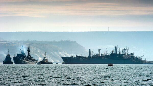 Navi della Flotta russa del Mar Nero - Sputnik Italia