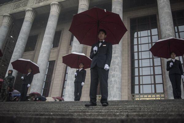 Il XIX Congresso del Partito Comunista Cinese - Sputnik Italia
