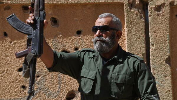 Il generale dell'esercito siriano Issam Zakhreddin - Sputnik Italia