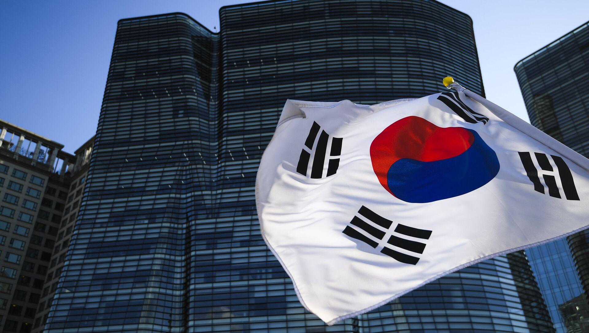 La bandiera della Corea del Sud - Sputnik Italia, 1920, 11.04.2021