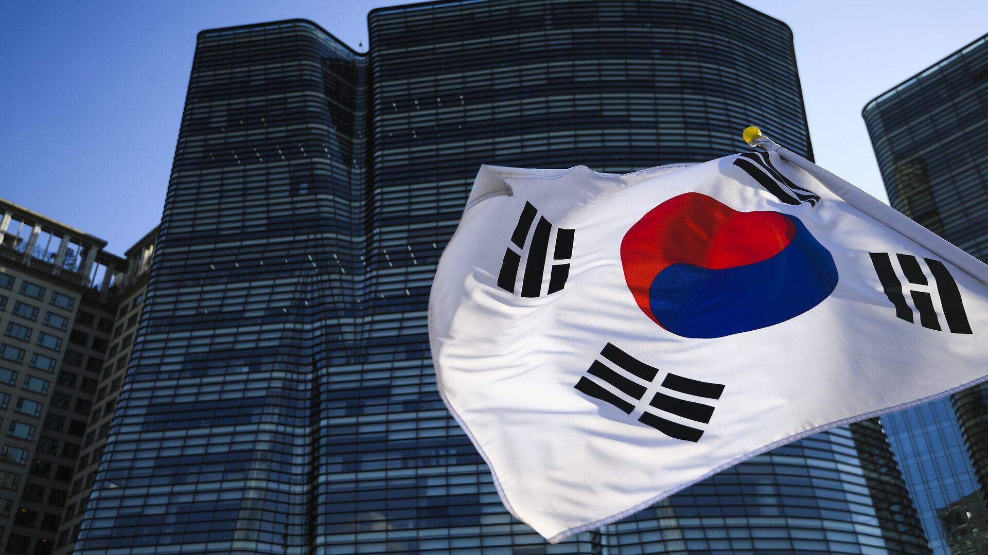 La bandiera della Corea del Sud - Sputnik Italia, 1920, 02.07.2021