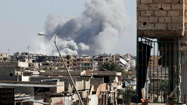 Raqqa - Sputnik Italia