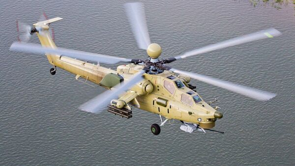 Elicottero Mi-28UB - Sputnik Italia
