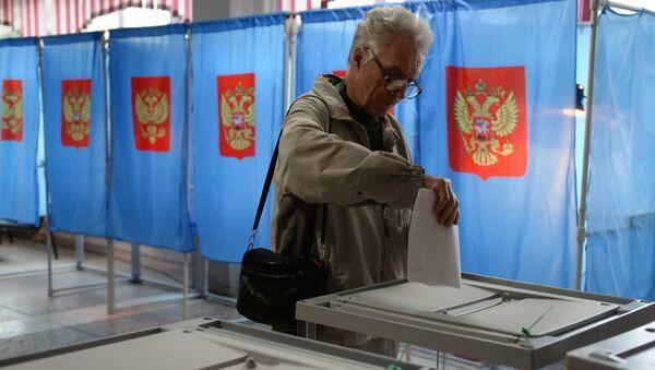 Elezioni presidenziali in Russia - Sputnik Italia