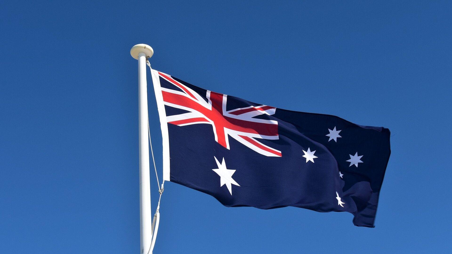 Bandiera dell'Australia - Sputnik Italia, 1920, 28.06.2021