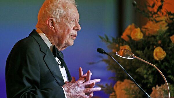 Former US President Jimmy Carter - Sputnik Italia