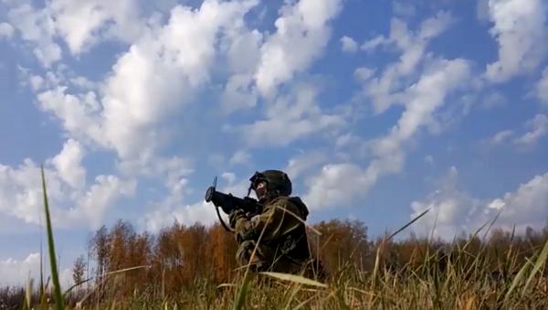 Esercitazioni delle forze speciali russe - Sputnik Italia
