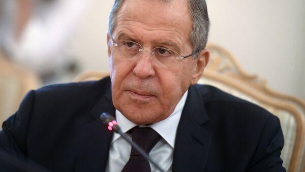 Ministro degli Esteri russo Sergey Lavrov - Sputnik Italia