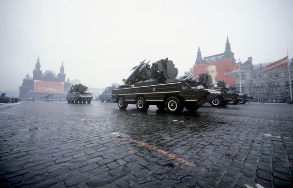 Come si festeggiava la Rivoluzione d'Ottobre ai tempi dell'URSS - Sputnik Italia