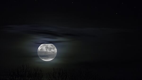 Luna piena - Sputnik Italia