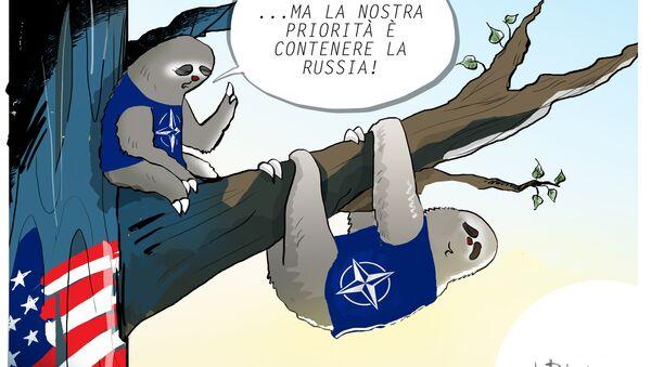 La priorità della Nato - Sputnik Italia