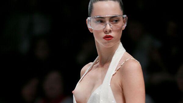 La settimana della moda di Mosca - Sputnik Italia