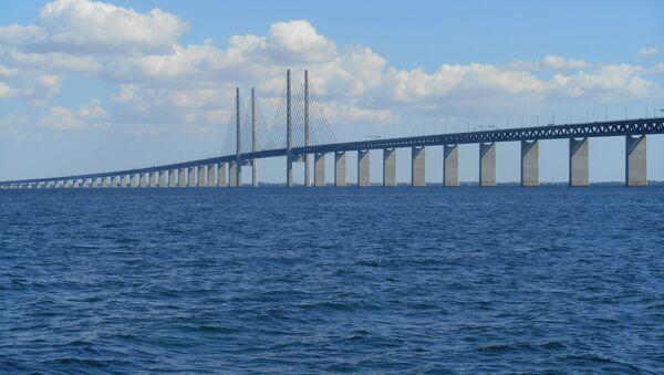 Oresund Bridge - Sputnik Italia