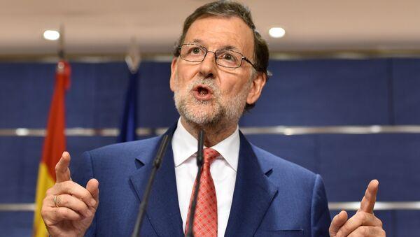 Mariano Rajoy, il premier della Spagna - Sputnik Italia