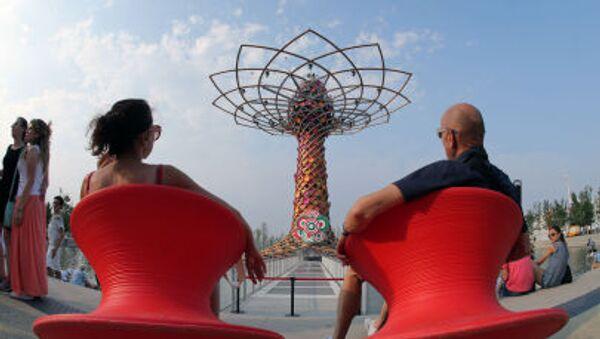 Ad EXPO 2015 - Sputnik Italia