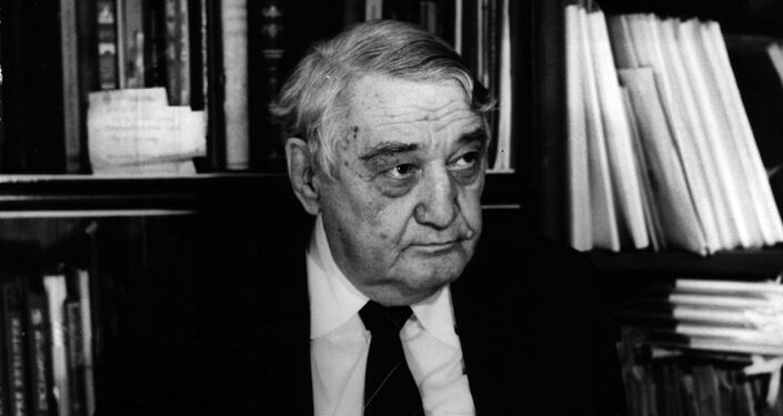 Lev Nikolaevič Gumilëv è stato uno storico, etnologo e antropologo sovietico.