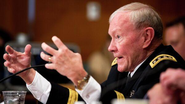 Generale Martin Dempsey, capo Joint Chiefs of Staff USA - Sputnik Italia