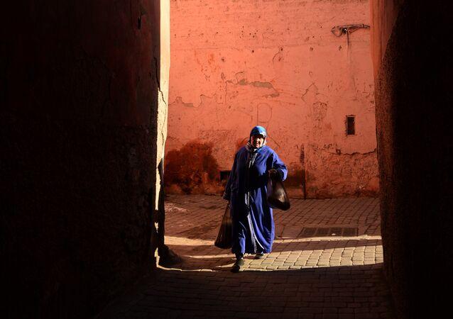 Donna araba, Marocco