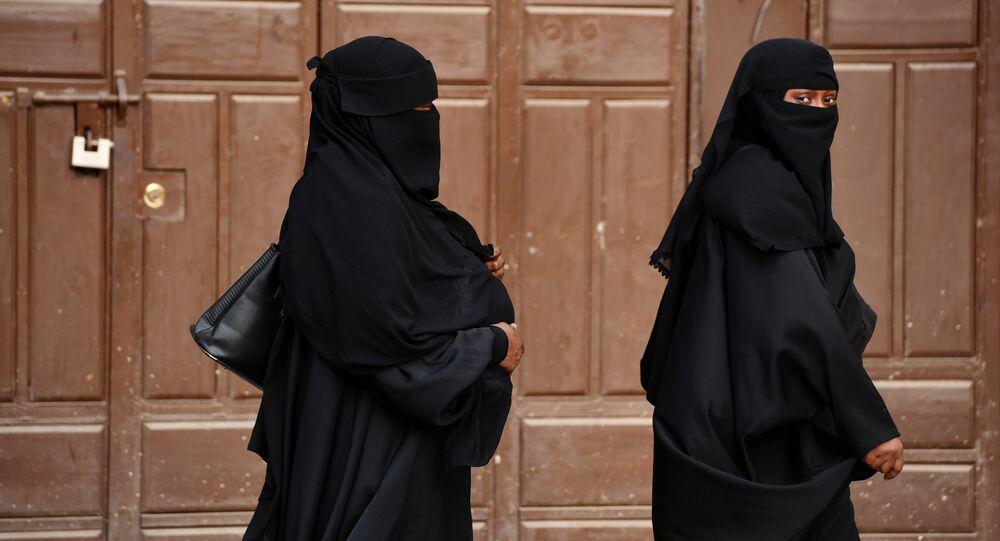 Arabia Saudita, donne arabe