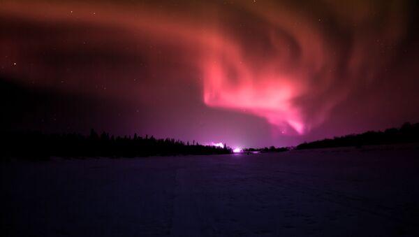 L'aurora polare - Sputnik Italia