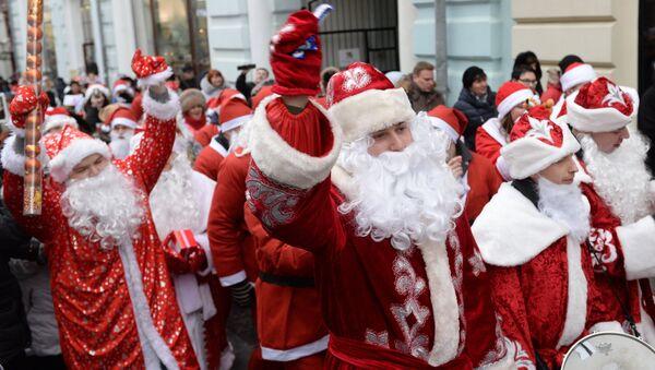 Babbo Natale in Russia - Sputnik Italia
