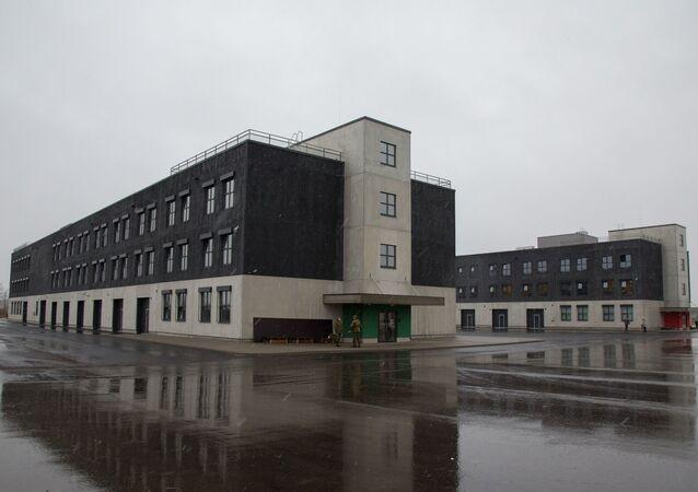 Complesso militare per le forze NATO a Tapa (Estonia)