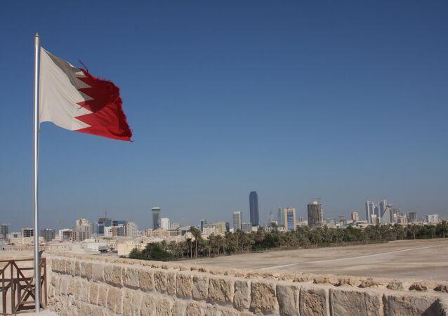 Bandiera di Bahrein